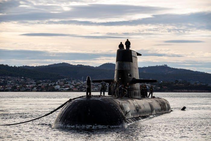 So sánh công nghệ tàu ngầm mới nhất của Mỹ, Anh, Pháp - 4