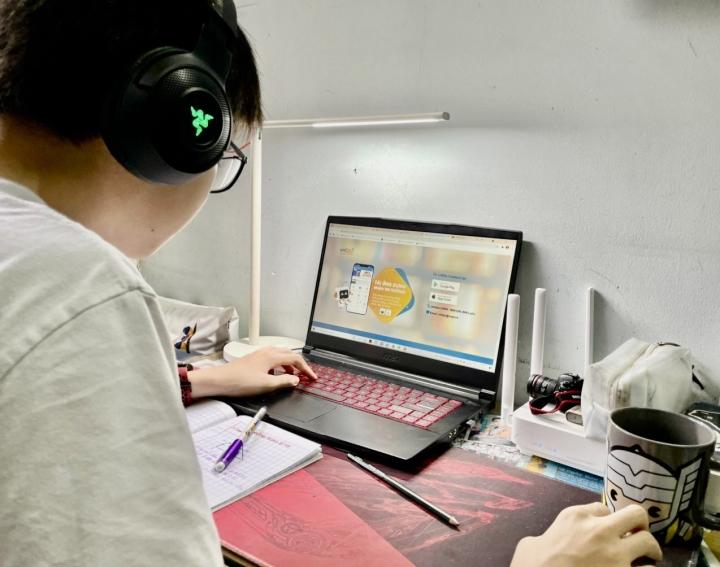 Phần mềm 'học trực tuyến' ngoại không đáp ứng tiêu chuẩn của lớp học online - 2