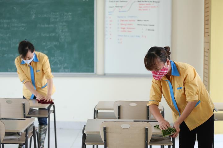 Tuần sau, nhiều địa phương cho học sinh quay lại trường