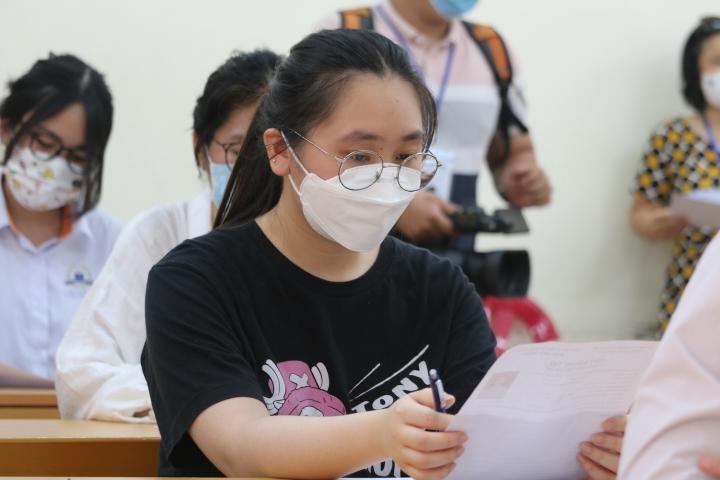 Bộ Giáo dục và Đào tạo công bố phương án thi tốt nghiệp THPT 2022 - 1