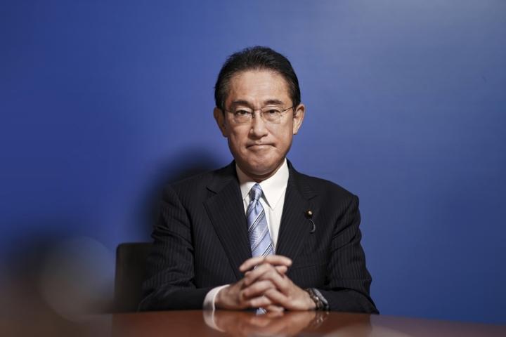 نخست وزیر جدید ژاپن اولین سخنرانی سیاسی خود را در مجلس نمایندگان ارائه می دهد - 1