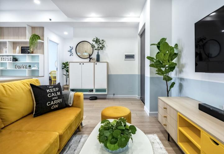 Muốn bán nhà được giá cao, nên sơn tường màu gì?  - 1