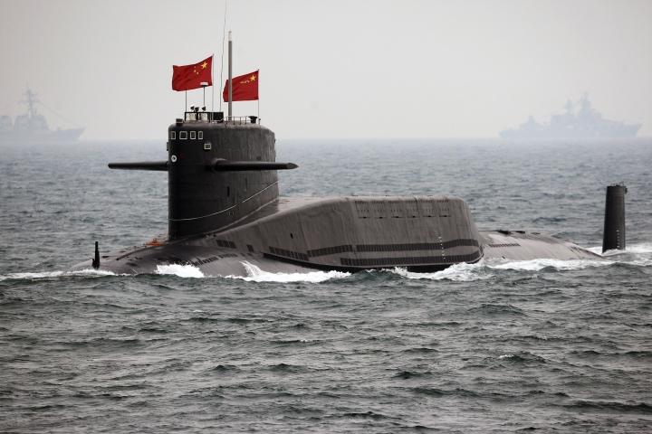 Trung Quốc 'tung hỏa mù' che giấu tàu ngầm hạt nhân, lẳng lặng tiến ra đại dương - 2
