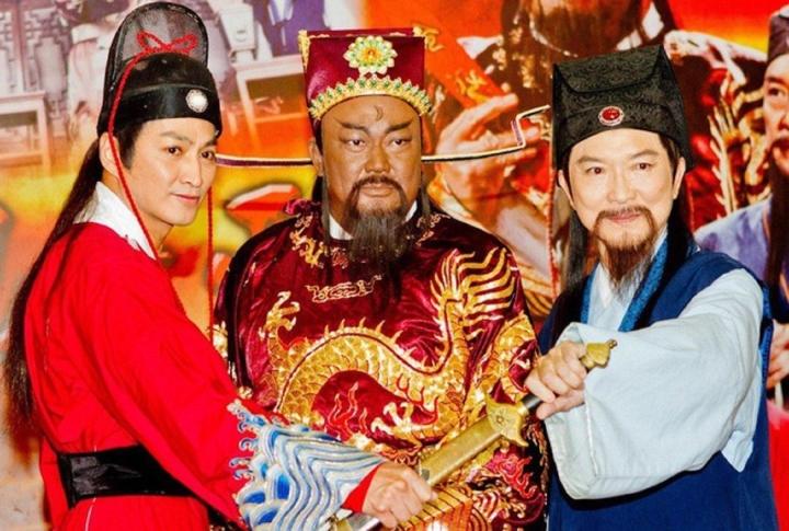 Bộ ba huyền thoại phim 'Bao Thanh Thiên' sống thế nào sau 28 năm? - 1