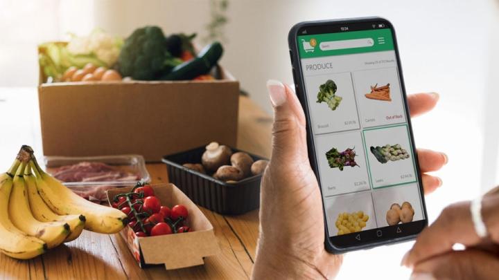 Mua sắm thực phẩm trên mạng: Lợi bất cập hại - 1