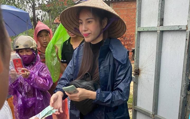 Công an rà soát tiền từ thiện miền Trung: Răn đe những ai có ý định trục lợi - 2