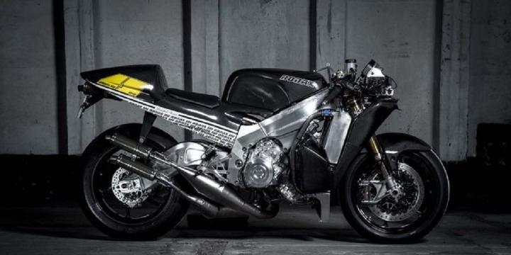 5 chiếc mô tô thể thao siêu hiếm - 5
