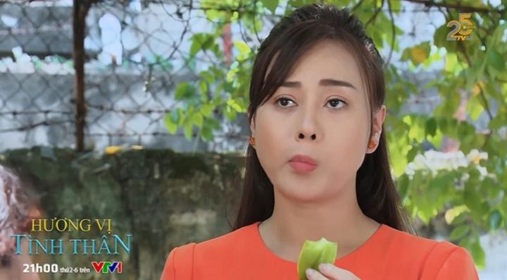 'Hương vị tình thân' phần 2 tập 56: Nam mang bầu, Thy đối đầu với ông Tấn - 1
