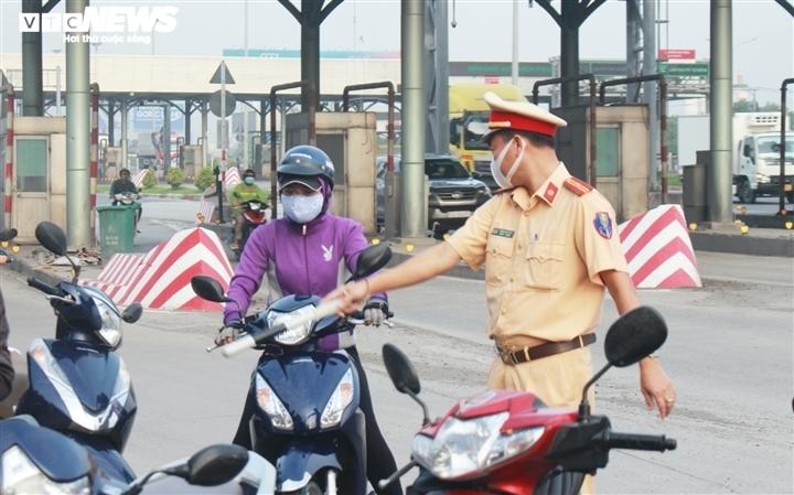 Đồng Nai chưa đồng ý cho người lao động đi xe máy di chuyển qua lại với TP.HCM - 1