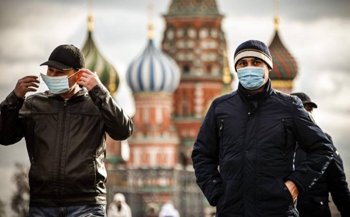 Moskvatái áp đặt biện pháp nghiêm ngặt kiểm soát đà lây nhiễm COVID-19