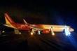 Chuyên gia Airbus đang giải mã, phân tích hộp đen máy bay bị rơi bánh ở sân bay Buôn Ma Thuột