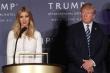 Ivanka ngày càng tham gia nhiều vấn đề của ông Donald Trump