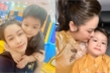 Nhật Kim Anh hạnh phúc khi giành được quyền nuôi con