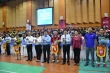 Khai mạc giải cầu lông HSSV tranh cúp Báo Tuổi trẻ Thủ đô 2018