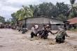 Ảnh: Lũ lụt và lở đất tại Indonesia và Timor Leste, hơn 75 người thiệt mạng
