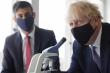 Thành F1, Thủ tướng Anh không cách ly