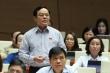 'Phát biểu của đại biểu Phong dễ dẫn tới tổn thương tư cách Đại biểu Quốc hội'