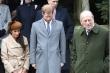 Người dẫn bản tin Fox News đổ lỗi vợ chồng Harry khi Hoàng thân Philip qua đời