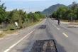 Đường tránh quốc lộ 55 mới bàn giao đã xuống cấp, Bình Thuận lập đoàn thanh tra