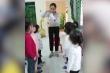 Học trò phấn khích vì trò ảo thuật có một không hai của cô giáo