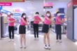 Độc đáo nhân viên siêu thị điện máy nhảy 'Ghen Cô Vy' tuyên truyền phòng chống dịch