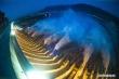 Lũ mới tràn về, đập Tam Hiệp mở 7 cửa xả nước suốt ngày đêm