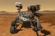 Video: Toàn cảnh bề mặt sao Hỏa từ tàu thám hiểm Perseverance