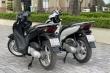 Cặp đôi Honda SH biển ngũ 9 giá hơn 2 tỷ đồng tại Hà Nội
