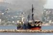 Tàu cá Hàn Quốc bốc cháy, 3 người mất tích