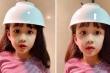 Bé gái 4 tuổi 'đốn tim' dân mạng với kiểu tóc bát úp