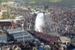 Cảnh sát Myanmar dùng vòi rồng giải tán người biểu tình