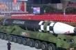 Video: Cận cảnh 'tên lửa quái vật' mới trình làng của Triều Tiên