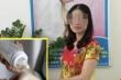 Bác sĩ đầu độc cháu nội ở Thái Bình khai 2 lần bơm thuốc diệt chuột vào sữa