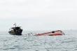 Tàu cá va chạm tàu chở dầu,  5 người chết và mất tích