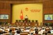 Quốc hội thông qua việc đưa nội dung phòng, chống COVID-19 vào Nghị quyết kỳ họp