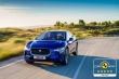Xe điện Jaguar I-PACE được đánh giá 5 sao về an toàn
