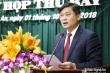 Phê chuẩn Chủ tịch tỉnh Nghệ An Thái Thanh Quý