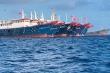 Philippines gửi công hàm phản đối mỗi ngày nếu tàu Trung Quốc chưa rời đá Ba Đầu