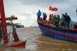 Tàu cá của ngư dân Hà Tĩnh bị sóng lớn đánh chìm, thiệt hại hàng trăm triệu đồng