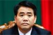 Vì sao Chủ tịch Hà Nội Nguyễn Đức Chung bị đình chỉ công tác?