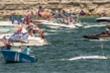 Chìm 4 thuyền diễu hành ủng hộ Tổng thống Trump