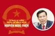 Infographic: Sự nghiệp Bộ trưởng Văn hóa-Thể thao và Du lịch Nguyễn Ngọc Thiện
