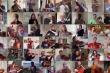 Video: 49 nghệ sĩ trình diễn giao hưởng dù mỗi người một nơi
