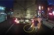 Xác định danh tính kẻ lái xe cấp cứu vác dao doạ lái xe tải sau khi xin vượt bất thành