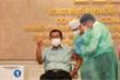 Thủ tướng Campuchia tiêm vaccine COVID-19