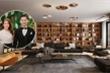Căn penthouse 18 tỷ đồng của vợ chồng MC Thành Trung
