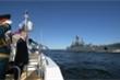 Hơn 250 tàu chiến, tàu ngầm tham gia kỷ niệm Ngày Hải quân Nga