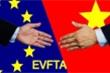 Nghị viện Châu Âu phê chuẩn hiệp định EVFTA và EVIPA