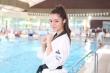 Olympic Tokyo 2020: Vẻ đẹp hút hồn của nữ võ sĩ Israel gây sốt dân mạng
