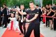 'Truyền nhân Kiều Phong' gây sốt với màn biểu diễn Hàng long thập bát chưởng